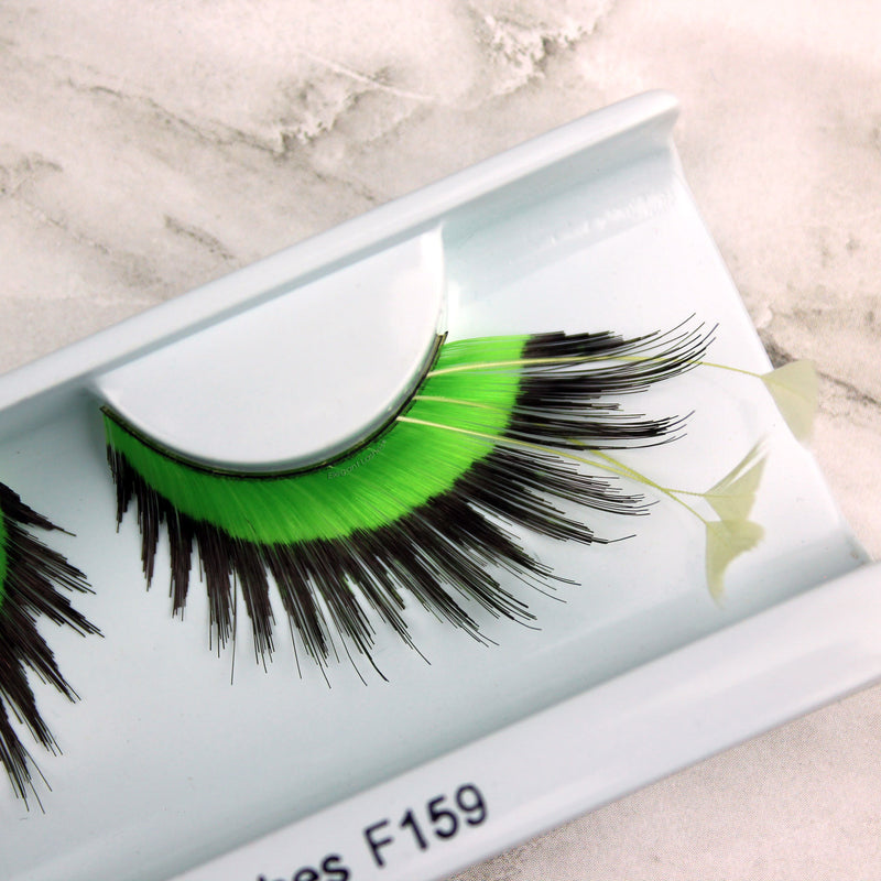 F159 Premium Feather Lashes