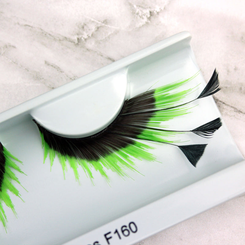 F160 Premium Feather Lashes