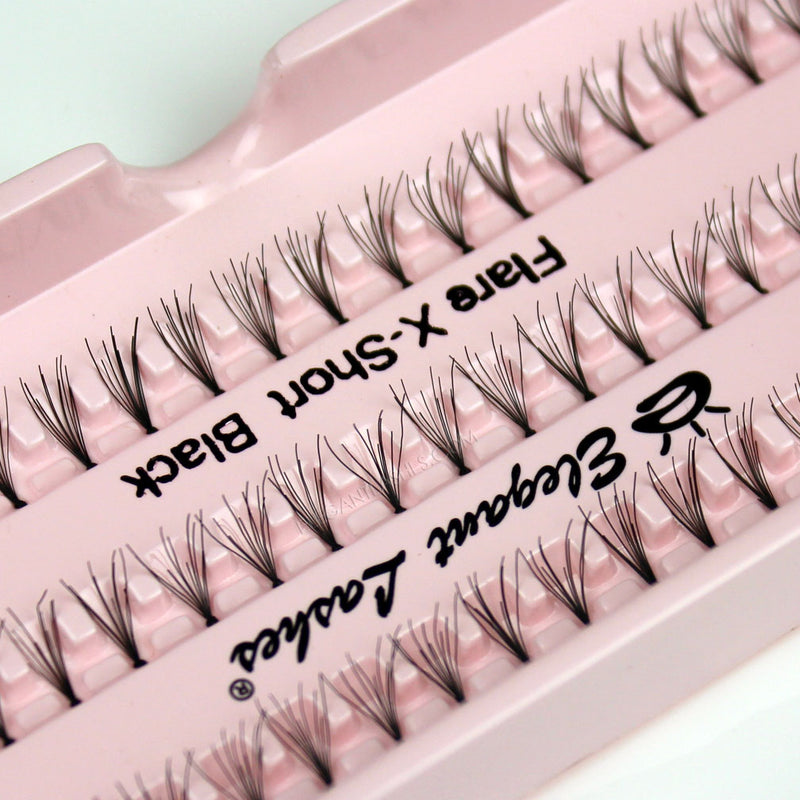 Elegant Lashes bulk Individual Single Lashes - wholesale multipack packaging