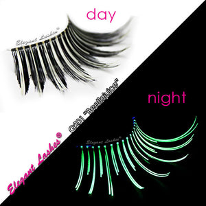 G201 Spiky Drag Glow Lashes