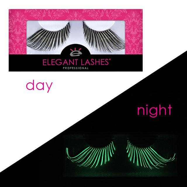 G235 Cat-Eye Drag Glow Lashes