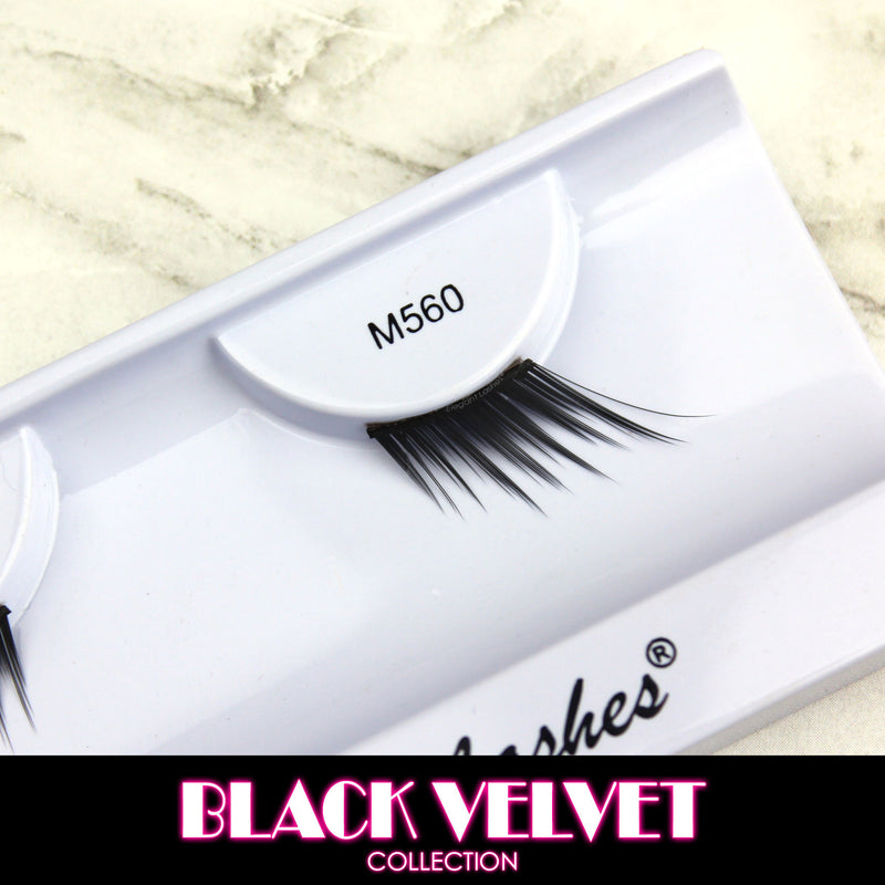 M560 Black Velvet Accent Lash