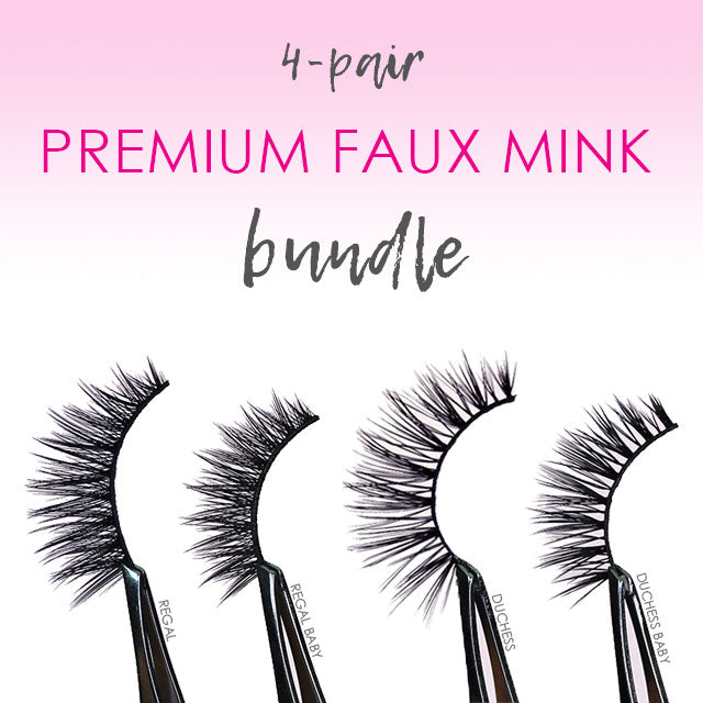 Premium Faux Mink Bundle