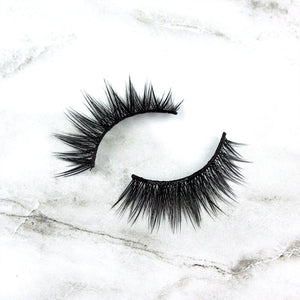 Elegant Lashes Regal Baby faux mink cruelty-free vegan faux mink eyelashes synthetic