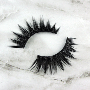 Elegant Lashes Regal faux mink cruelty-free vegan faux mink eyelashes synthetic