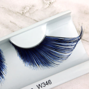 "W346 ""Midnight Ocean"" Wild Color Lash"