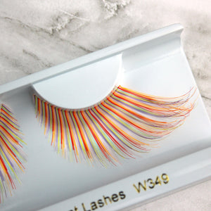 "W349 ""Mixed Fruit"" Wild Color Lash"