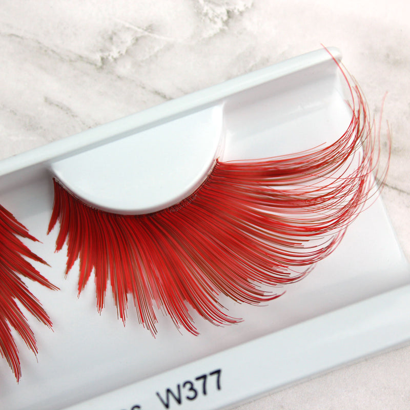 "W377 ""Cranberry"" Wild Color Lash"