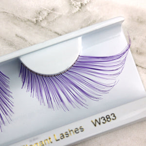 "W383 ""Purple Mist"" Wild Color Lash"