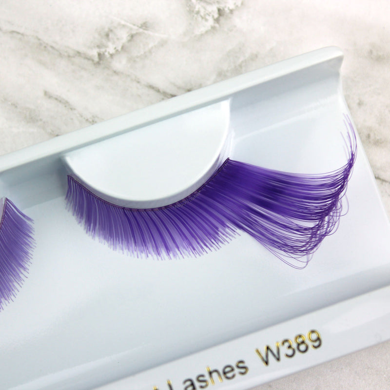 "W389 ""Lilac Wave"" Wild Color Lash"