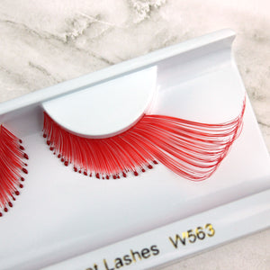 "W563 ""Red Berry"" Wild Color Lash"