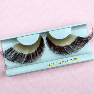 "W590 ""Cruella"" Wild Color Lash"