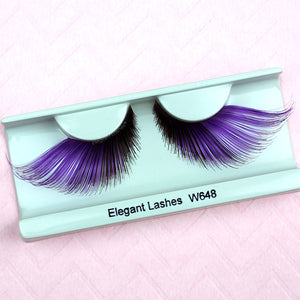 "W648 ""Ursula"" Wild Color Lash"