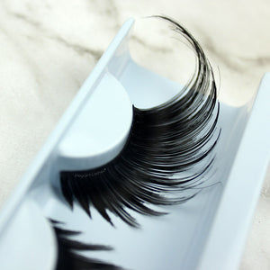 long curled drag lashes | Elegant Lashes W947 Queenie