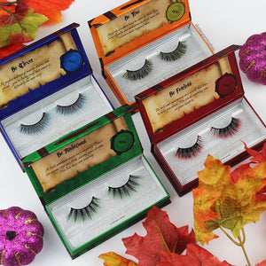 Harry Potter inspired theme eyelashes | Witches & Wizards Collection by Elegant Lashes