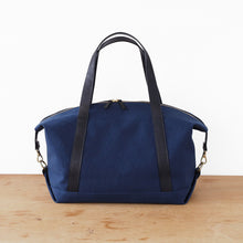 Load image into Gallery viewer, Tochigi Leather Handle Boston Bag L