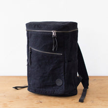 Load image into Gallery viewer, Water Repellent Tiger Canvas Box Backpack