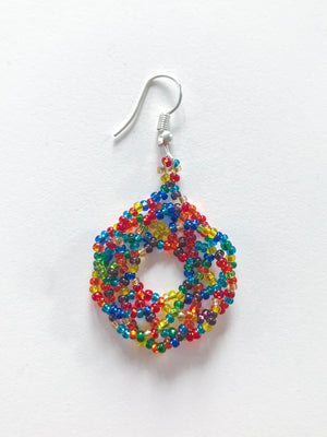 The Xochimilco Earrings
