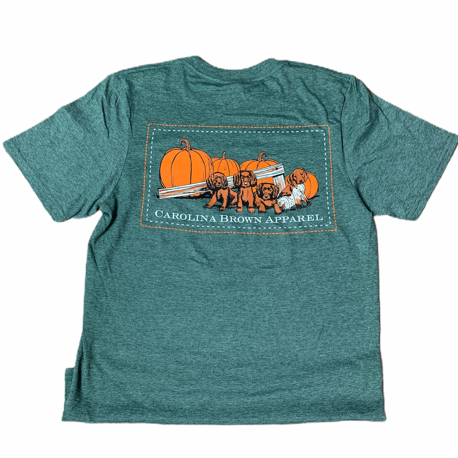 Bird Dog Pumpkin Patch Tee