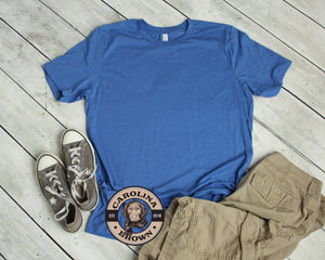Top Granddad royal blue t-shirt