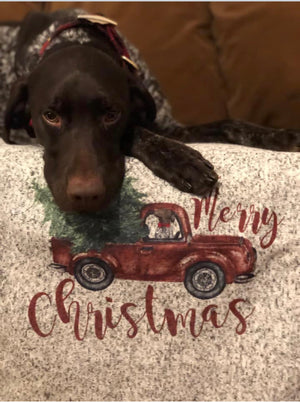 GSP Christmas Blanket