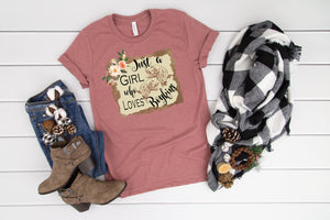 Just a Girl Boykin Dog T-shirt