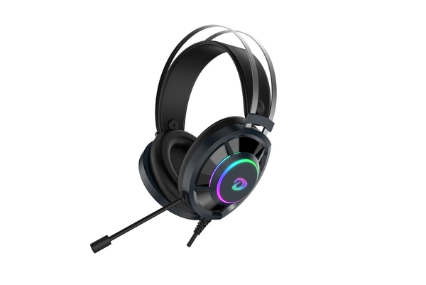 Dareu Gaming Headset with Microphone LED Light
