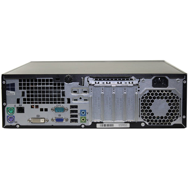 HP ProDesk 400 G1 SFF Desktop, Intel Core i3
