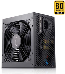Segotep 600W Power Supply 80 Plus Gold Certified PSU