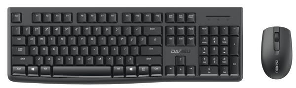 Dareu Wireless Keyboard and Mouse Combo