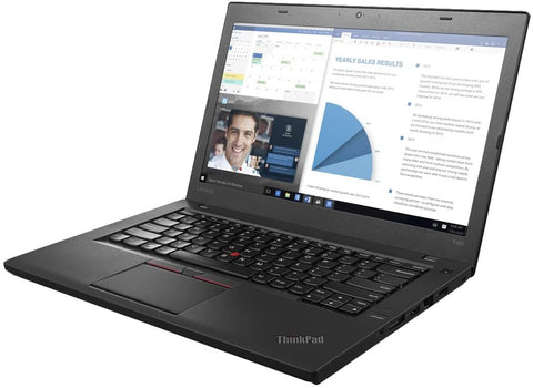 Lenovo ThinkPad T460 Intel Core i5 8GB 240GB SSD Wins 10 Pro