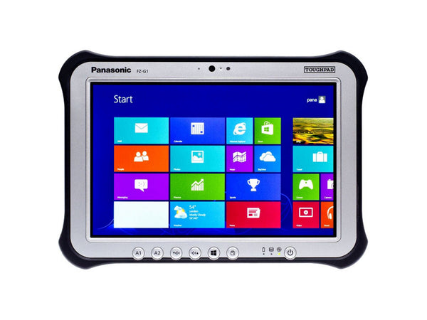 "Panasonic Toughpad FZ-G1, i5-5300U 2.30GHz, 10.1"" WUXGA Gloved Multi Touch+Digitizer LCD"
