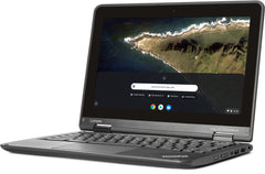 "Lenovo ThinkPad 11E 11.6"" Chromebook"