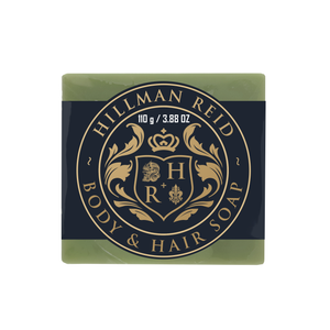 10th Mountain Hair & Body Soap
