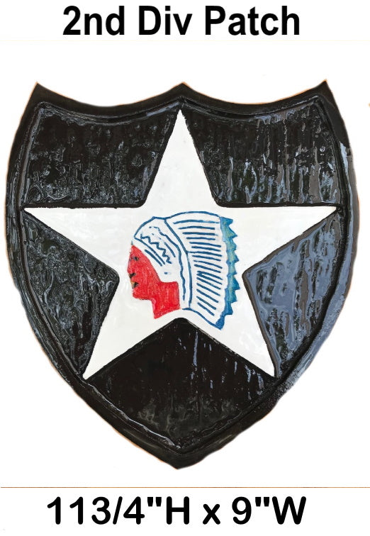 2nd Inf Div Patch