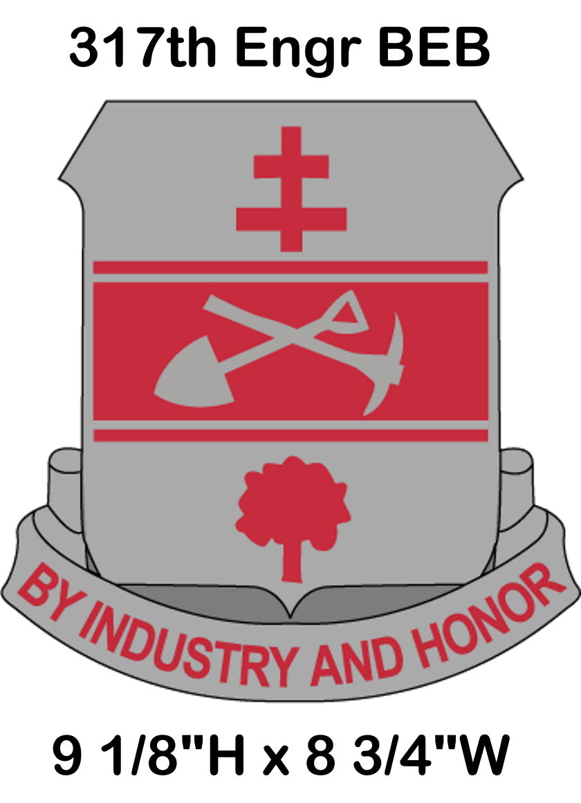 317th Engr BEB Crest