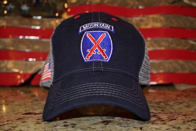 10th Mountain Signature Cap Gen V