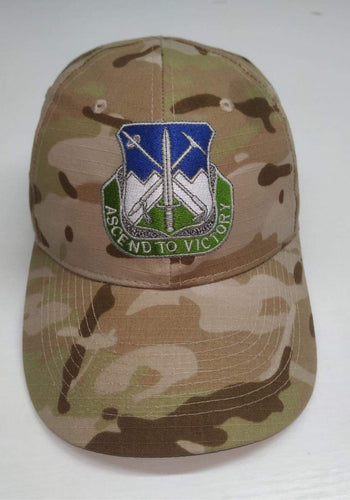 3/172nd Infantry (Mountain) Tribute OCP Cap