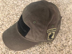Sky Soldiers OD Tactical Cap