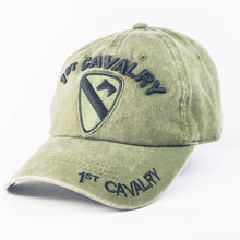 Load image into Gallery viewer, 1st Cavalry Cap