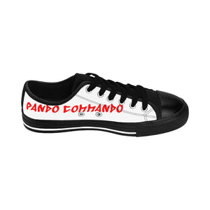 Pando Commando Men's Sneakers (SPECIAL EDITION)
