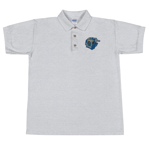 Nevada Pando Commando Embroidered Polo Shirt