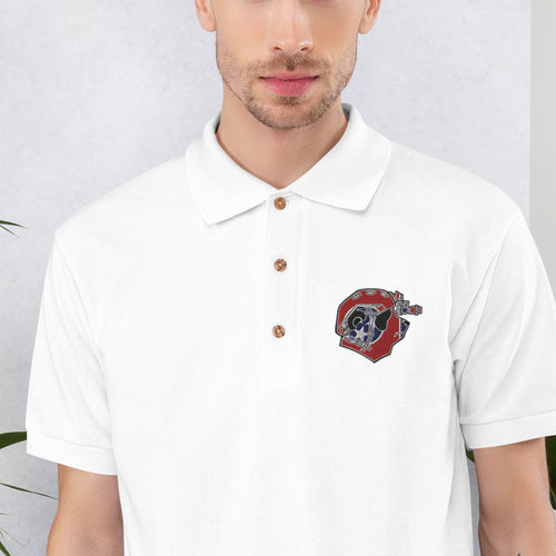 Tennessee Pando Embroidered Polo Shirt
