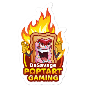 POPTART GAMING Bubble-free stickers