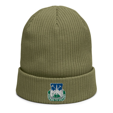 3/172nd Infantry (Mountain) Organic ribbed beanie