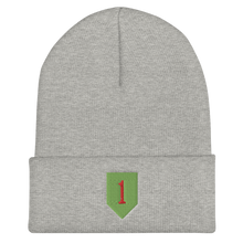 Load image into Gallery viewer, 1st ID Cuffed Beanie