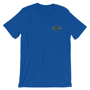 Ranger Embroidered Short-Sleeve Unisex T-Shirt
