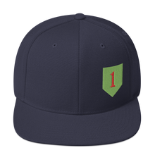 Load image into Gallery viewer, 1st ID Snapback Hat
