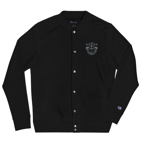 De Oppresso Liber Embroidered Champion Bomber Jacket