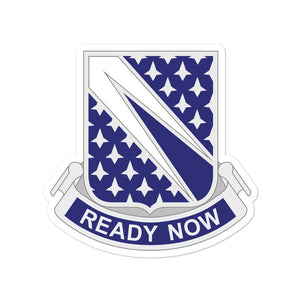 Ready Now (1-89 CAV) Bubble-free stickers